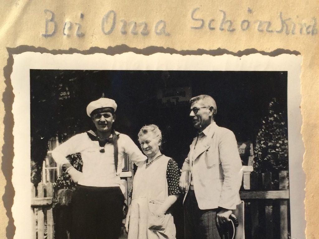 Oma Schönkirch Ahnenforschung Fleischer