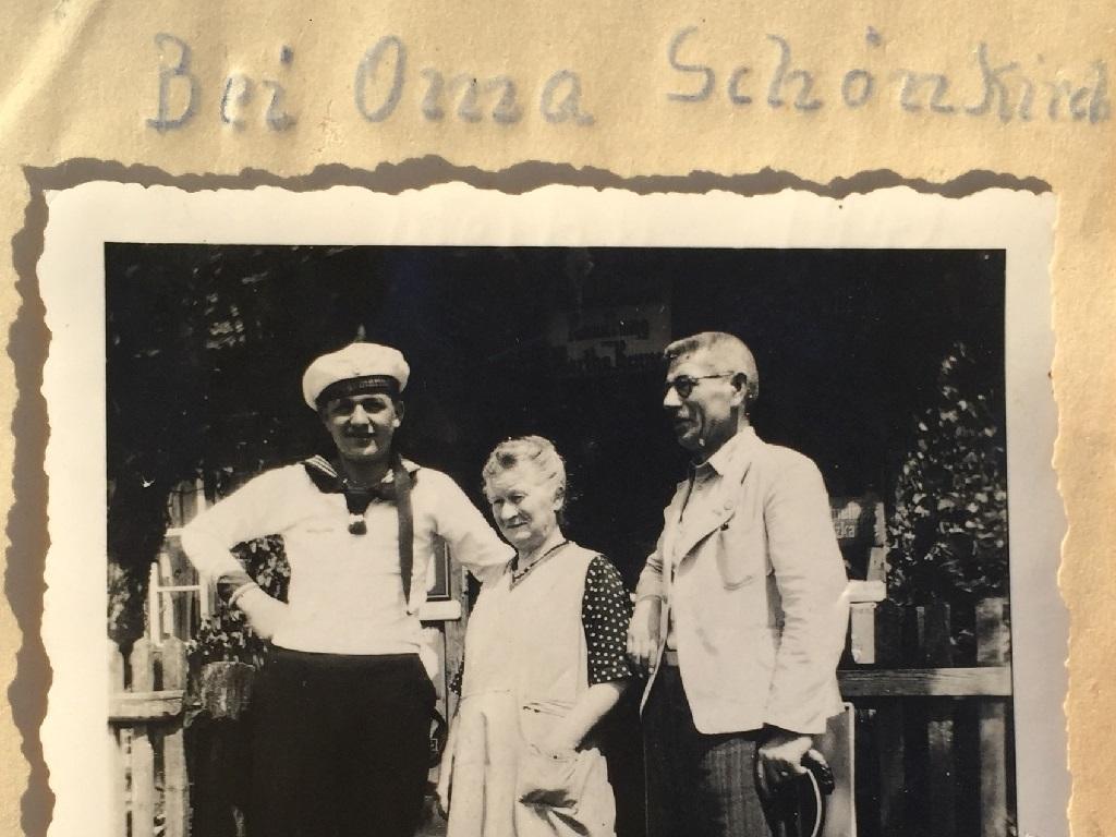 Das Rätsel um Oma Schönkirch
