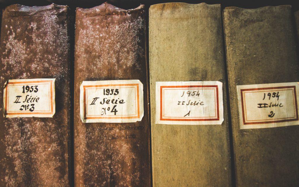 Ahnenforschung Kirchenbücher