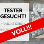 Online Kurs Ahnenforschung Beta 1024x768