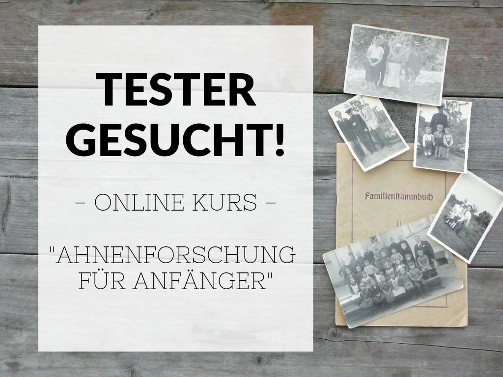 Online Kurs Ahnenforschung Test 1024x768
