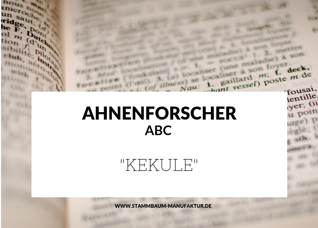 Blogbeitrag Kekule